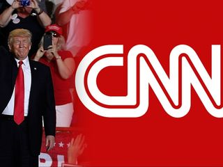 CNN and Trump campaign spar over 'fake news' ad