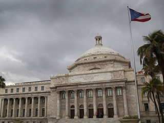 Puerto Rico declares a form of bankruptcy