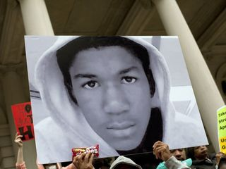 Trayvon Martin will be given a college degree