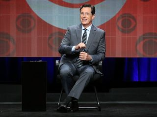 Colbert's Trump-Putin joke must pass govt. test