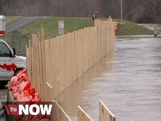 Levee blamed for worsening floods in Missouri