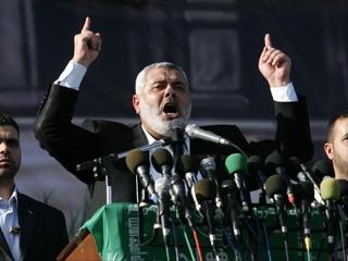 Hamas elects new leader Ismail Haniya