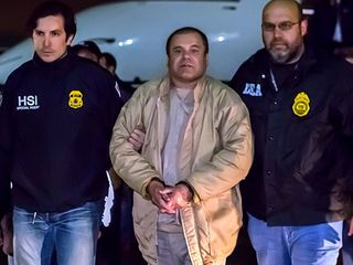 'El Chapo' will stay in solitary until his trial