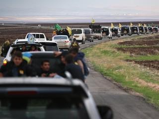 Trump to arm Kurds fighting ISIS to retake Raqqa