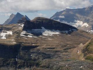 Glacier National Park is losing its glaciers