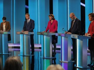 Major UK parties skip TV debate