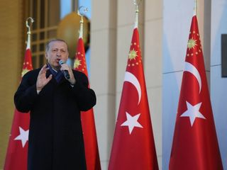 Erdogan expands his power in Turkey again