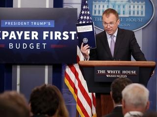 Trump's budget makes some optimistic assumptions