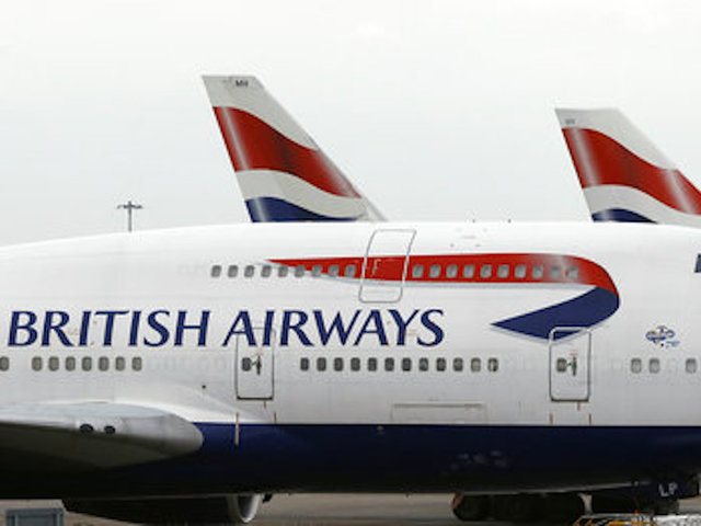 British Airways pilot, allegedly drunk, taken off plane