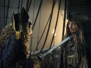 'Pirates of the Caribbean' tops box office