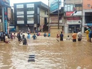 At least 180 dead in Sri Lanka flooding