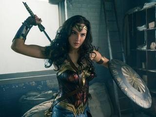 'Wonder Woman' receives stellar reviews