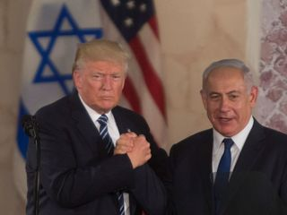 Trump decides not to move embassy to Jerusalem