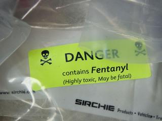 Fentanyl arrest highlights drug dangers