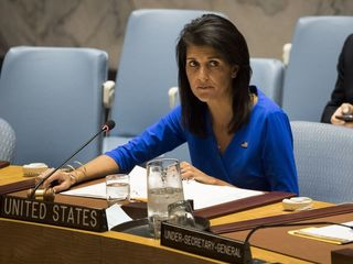 U.S. criticizes UN's Human Rights Council