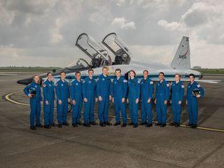 NASA unveils its newest class of astronauts