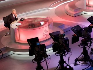 Al Jazeera hacked during struggle in Qatar