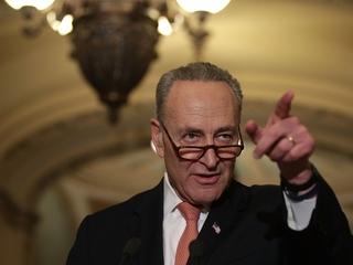 Schumer invites Trump to testify before Senate