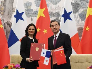 Panama breaks relations with Taiwan