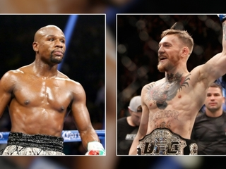 McGregor and Mayweather agree to terms for fight