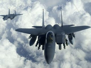 US, Qatar seal $12B deal for F-15 fighter jets