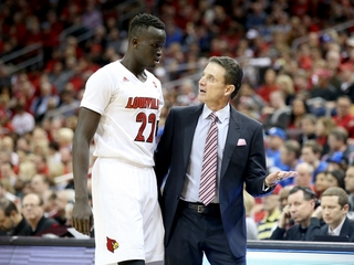 NCAA suspends Louisville head basketball coach