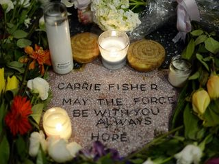 Coroner releases Carrie Fisher's cause of death