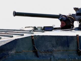 NATO forces conduct war games in Suwalki Gap