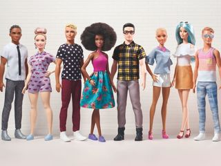 Barbie's boyfriend Ken gets diversity makeover