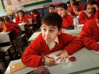 Theory of evolution banned in Turkish schools
