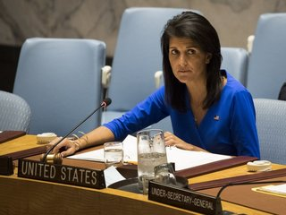 Group calls for investigation into Nikki Haley