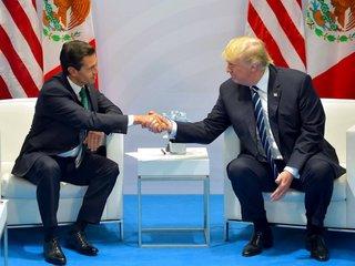 Trump still wants Mexico to fund border 'wall'