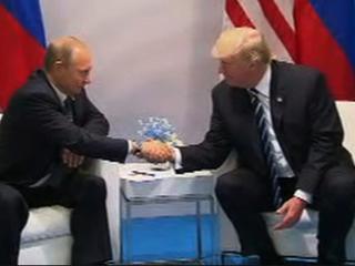 Putin praises Trump's first year