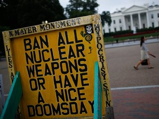 Some UN members want to prohibit nuclear weapons