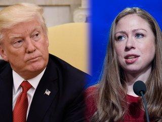 Trump defends having Ivanka fill in at G-20