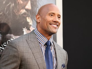 Group backs Dwayne Johnson's 2020 campaign