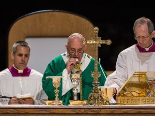 Vatican rules out gluten-free communion wafers
