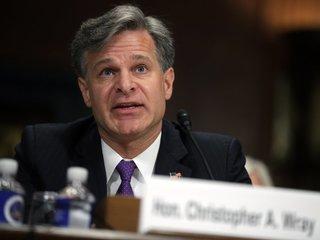 Senate hears from nominee to lead FBI