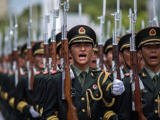 China to open its first overseas military base
