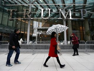Trump hotels affected by data breach