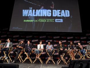 'The Walking Dead' stuntman dies after set fall