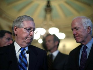 2 more Republicans oppose health care bill