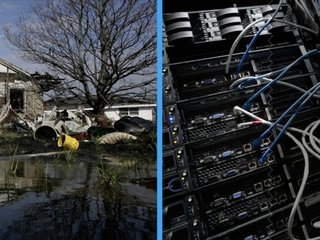 Cost of cyberattacks comparable to hurricanes