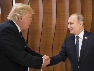 Trump had undisclosed G-20 meeting with Putin