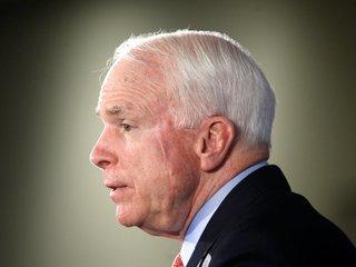McCain back to Senate Tues. for health care