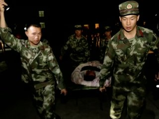 19 dead after powerful earthquake in China