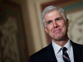 Gorsuch establishes conservative cred on SCOTUS