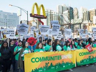 Illinois governor blocks $15 minimum wage