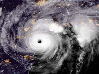 How climate change might affect hurricanes