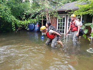 Harvey may leave 30,000 people without shelter